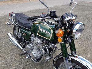 Honda 350 CB Four